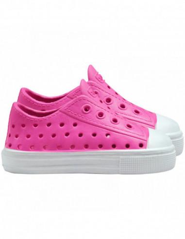 minorista online 53b75 61fd4 Zapatillas de playa Sneakers Iplay rosa-talla 20