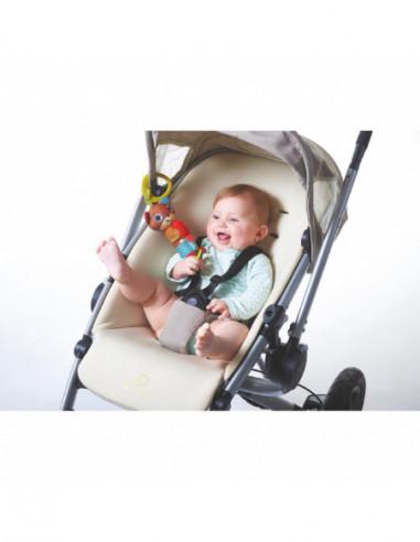 Rojo.QQC-CHIb18N 30*30*1cm Suelo de Goma EVA Suave 18 Piezas qqpp Alfombra Puzzle para Ni/ños Bebe Infantil Verde Rosa