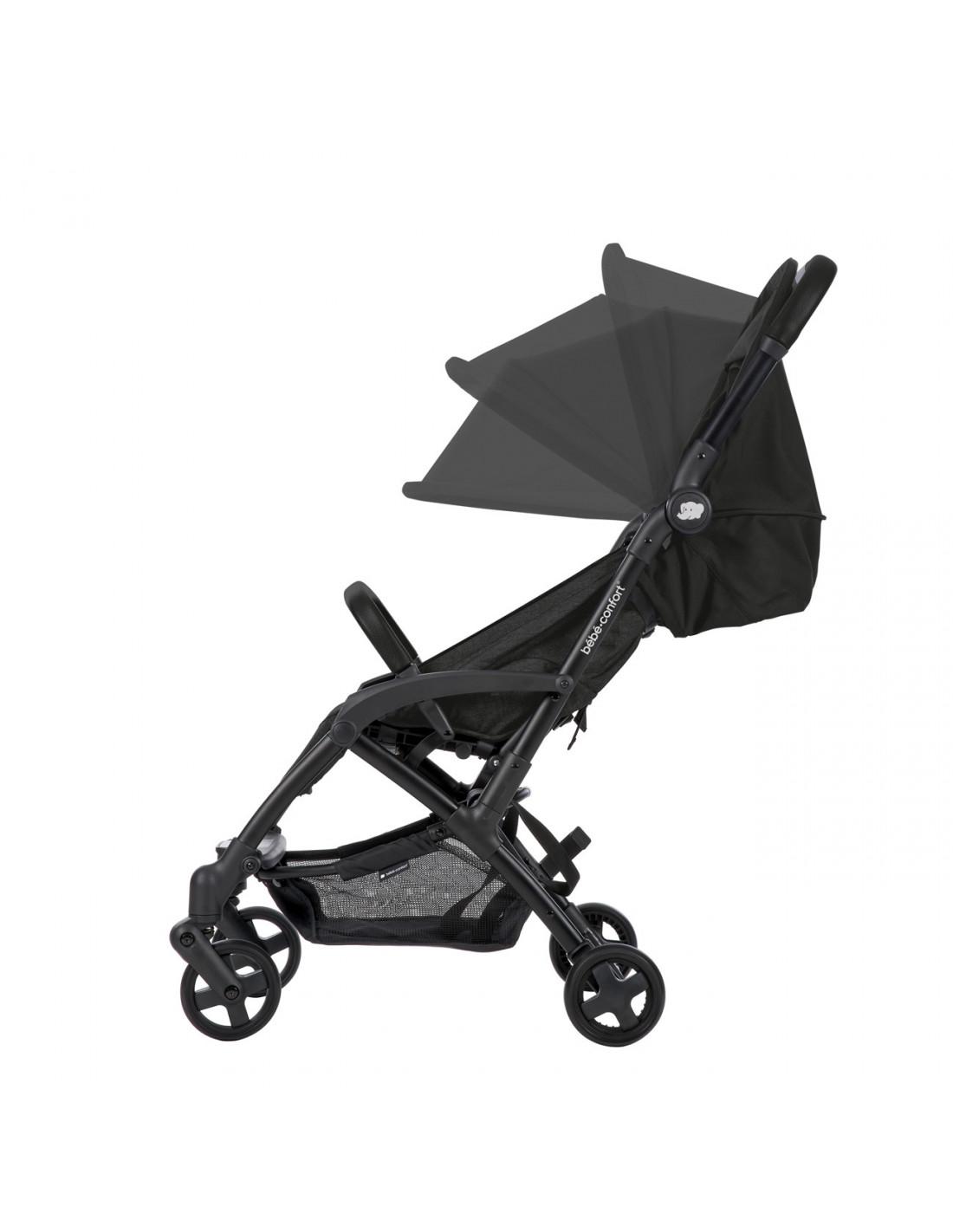 9912ebce0 ✽ Silla de paseo Laika Nomad Black de Bébé Confort