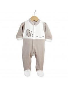 Pijama para bebés Bonne nuit - 3kilos7 - tallas de 3 a 23 meses