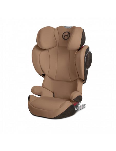 cybex solution z fix silla auto grupo 2 3. Black Bedroom Furniture Sets. Home Design Ideas