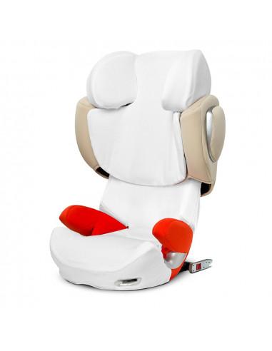 0db0aa0a8 Funda de verano para silla auto Solution Q CYBEX