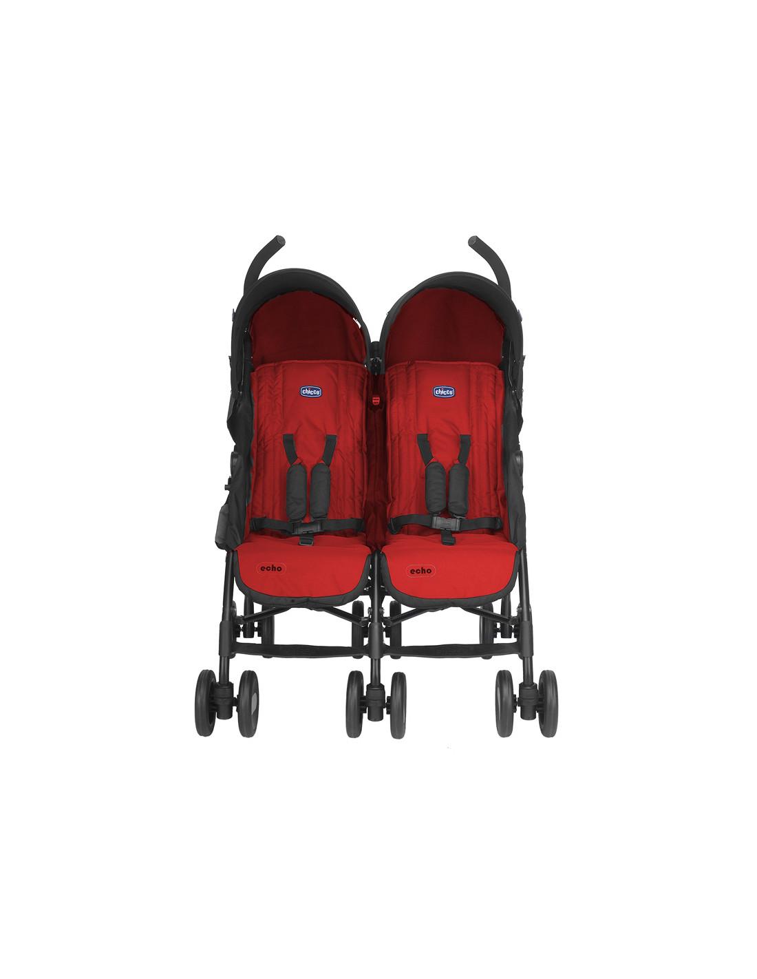 a9e128bbd Chicco Echo Twin cochecito doble