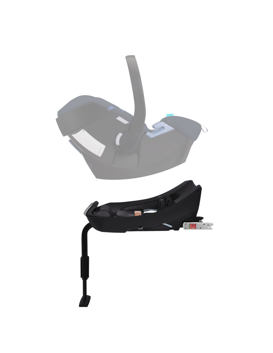 cybex base aton isofix 2 fix. Black Bedroom Furniture Sets. Home Design Ideas