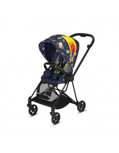 Cybex MIOS BLACK Space Rocket Anna K