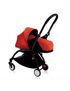 Yoyo+ 0+ Babyzen Pack recién nacido en rojo