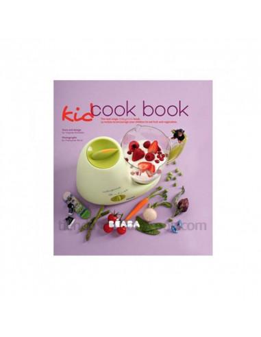 Babycook Kid Cook Book Béaba 25 recetas