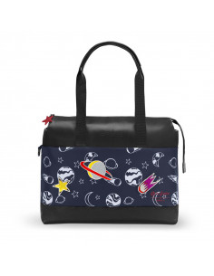 Cybex bolso cambiador Space Rocket by Anna K Navy Blue