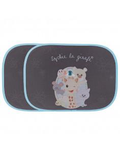 Sophie La Girafe Parasol coche (x2)