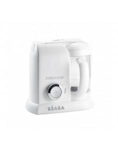 Beaba Babycook Solo White Silver Robot cocina