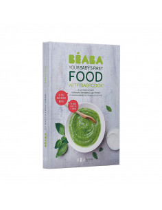 Beaba Libro Babycook book My first meal Version en ingles