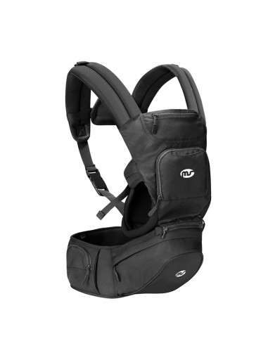 Innovaciones MS Run Mochila porta bebes ergonomica