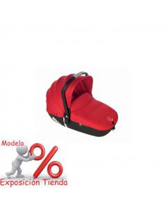 Jané iMatrix, capazo/portabebés i-size con base - Outlet