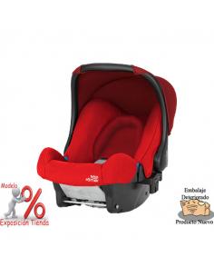 Silla de auto Baby-Safe Britax Römer Flame Red