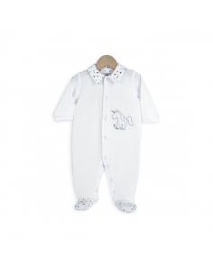Trois Kilos Sept - Pijama terciopelo - 1M