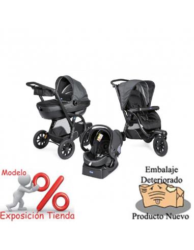 Chicco Activ3 conjunto carrito 3 ruedas – Outlet