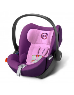 Cybex Cloud Q silla de auto Grape Juice-purple