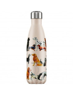 Chilly's Emma Bridgewater 500ml Botella isotérmica de acero inoxidable