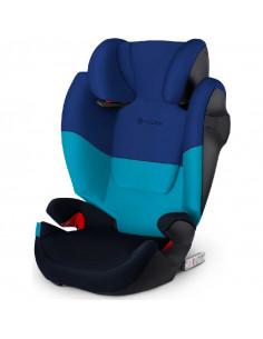 Cybex Silver Solution M-Fix silla de auto Gr. 2/3 15-36 kg