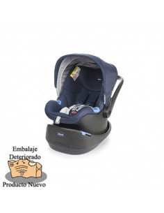 Chicco Silla Auto Oasys 0 + Up, Blue Passion - Outlet