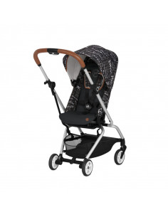 Cybex Gold Eezy S Twist Fashion Edition Silla de paseo compacta
