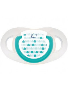 Bébé Confort Dental Safe Chupete physio Latex 6-18m (x2)