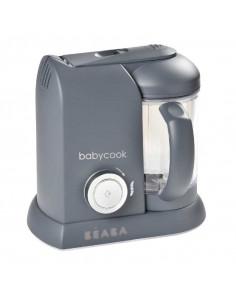 Babycook Solo Béaba Dark Grey robot de cocina
