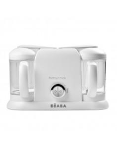 Béaba Babycook Duo white-Silver robot de cocina