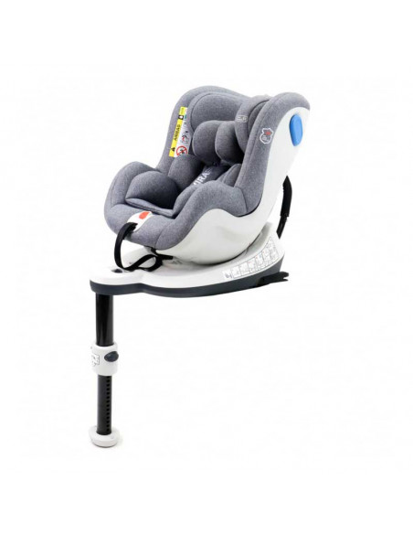 silla de auto i-Size giratoria 360º VIRAFIX Asalvo