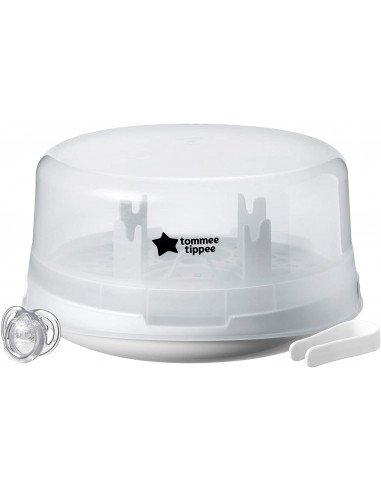 Esterilizador para microondas Tommee Tippee