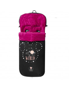 Saco Cosmic Minnie de Disney Baby