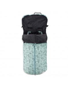 Saco para bebés de invierno para carrito universal Interbaby