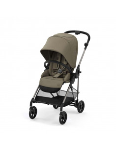 Cybex Gold silla de paseo MELIO 2, chasis gris pardo